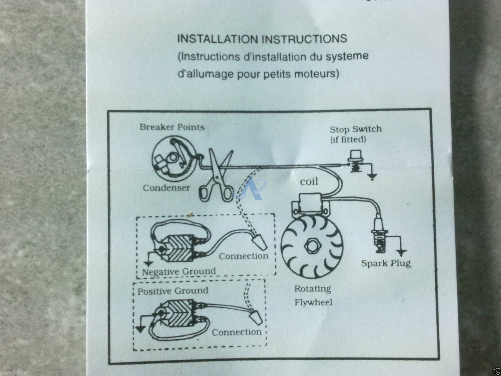 mega fire ignition module instructions