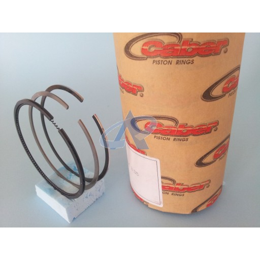 Piston Ring Set for LOMBARDINI 15LD 500 2nd edition (87mm) [#ED00A26R0180S]