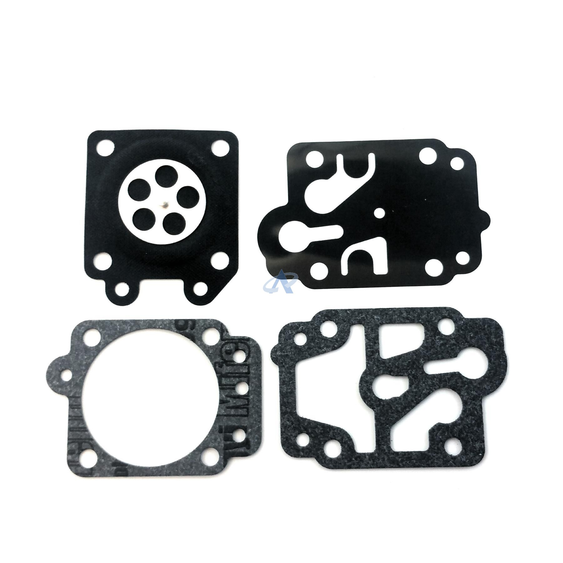 Carburetor Diaphragm Kit for HONDA GX25, GX25 N/NT/T, GX35 /NT, HHT25S,  HHT35S