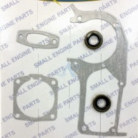Gasket & Oil Seal Set for HUSQVARNA 395XP, 395 EPA Chainsaws