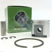 Piston Kit for DOLMAR Chainsaws, Brush-cutters (37mm) [#021132110, #021132000]