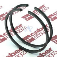 Piston Ring Set for KAWASAKI KBH48A, TD48, TH48 [#130086044, #3128013010A]
