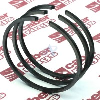 Piston Ring Set for DKW RT175 - RT 175, 174cc (62mm) by CABER