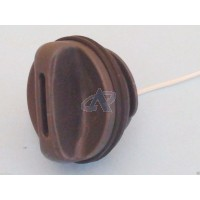 Fuel / Oil Cap Assembly for JONSERED 2063, 2065, 2071, 2071W [#501819602, #537215202]