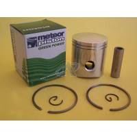 CAMPEON H100, HIRTH H102 Tiller, Motocultivator Piston Kit (52mm) by METEOR