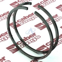 Piston Ring Set for POULAN 3400 & Counter-Vibe, CRAFTSMAN Chainsaws [#530024332]