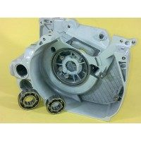 Crankcase & Bearings Assembly for STIHL 038, 038 S, 038 FB [#11190202118]