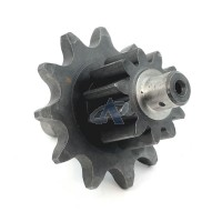 Chain Sprocket for AGRIA 4000, 6000 Motor Hoes & Multi-purpose Machines [#25550]
