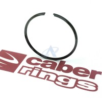 Piston Ring 49 x 2.5 mm (1.929 x 0.098 in) for Scooters, Karts, Motobikes (IN)